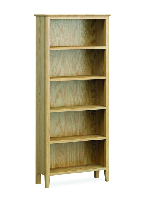 Priory Oak Dining Collection Large Bookcase
