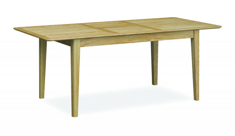 Priory Oak Dining Collection Small Extending Dining Table