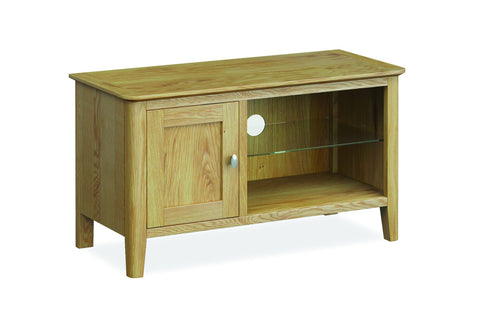 Priory Oak Dining Collection Small TV Unit