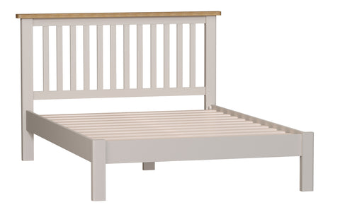 "Croft Bedroom Collection 4'6"" Slatted Bed"