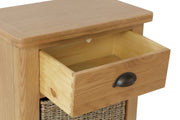 Oakhurst Dining Collection 1 Drawer 2 Basket Unit
