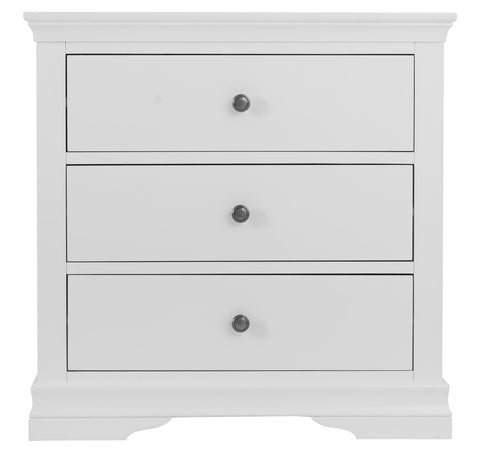 Corsham Painted Bedroom Collection 3 Drawer Chest