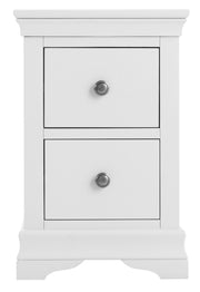 Corsham Painted Bedroom Collection Bedside Cabinet