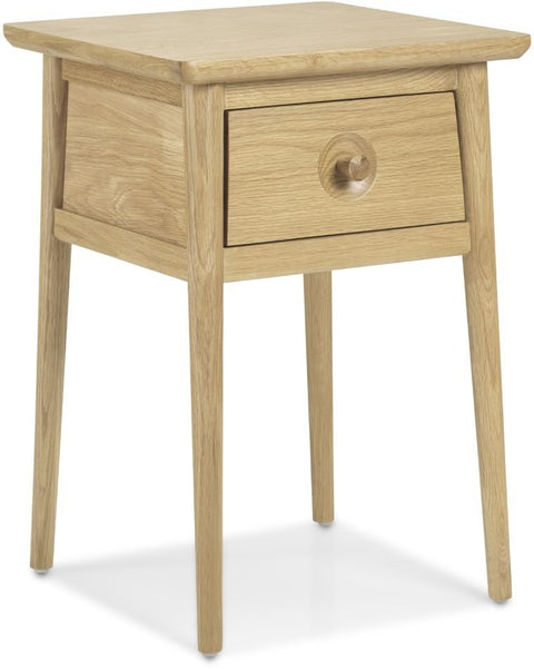 Sven Living & Dining Collection Lamp Table with Drawer