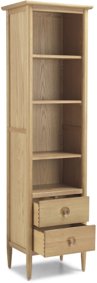 Sven Living & Dining Collection Slim Bookcase