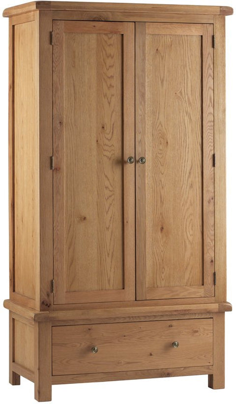 Wexford Gents Wardrobe Model 591