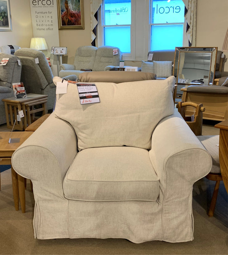 Collins & Hayes Lavinia Chair - EX SHOWROOM TO CLEAR
