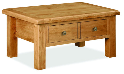 Wexford Living & Dining Coffee Table with Drawer Model 594