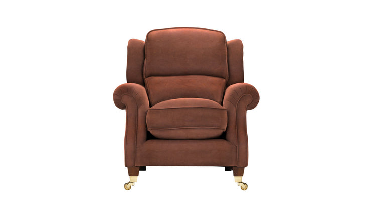 Parker Knoll Henley Leather Armchair
