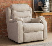 Parker Knoll Michigan Fabric Recliner Chair