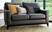 Parker Knoll Montana Leather 2 Seat Sofa