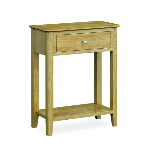 Priory Oak Dining Collection Telephone Table