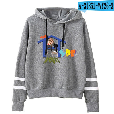 Merch Hoodie Charli D'Amelio Hooded Sweatshirts