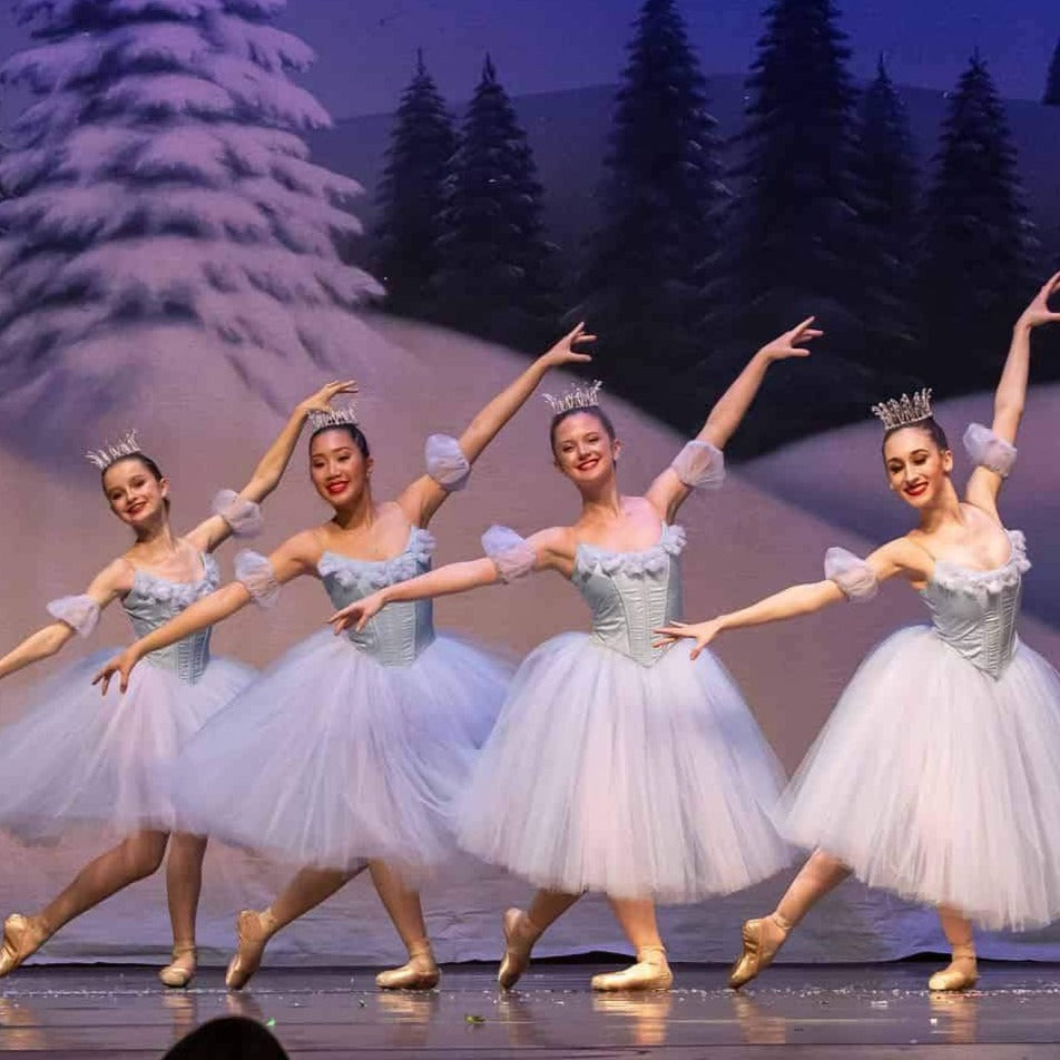 Nutcracker Snowflakes - Moonlight Sonata Tutu Ensemble
