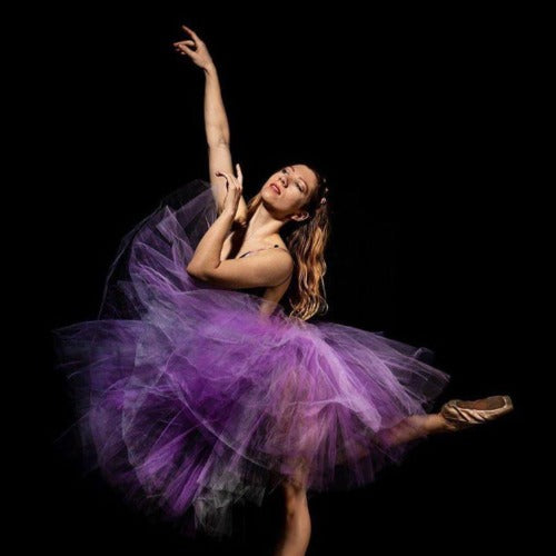 Lavender Meadow Tutu Ensemble