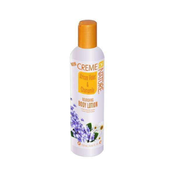 Creme Of Nature African Violet & Chamomile Body Lotion