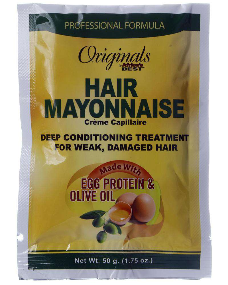 Africa's Best Originals Hair Mayonnaise Packette - Deluxe Beauty Supply