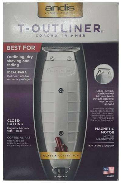 Andis T-Outliner Personal Trimmer
