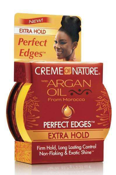 Crème Of Nature Argan Oil Perfect Edges Extra Hold