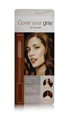 Cover Your Gray Brush - Auburn