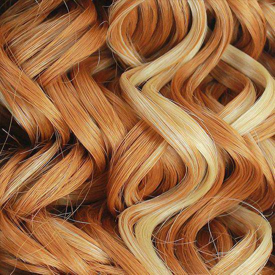 FS27/613 - Honey Blonde & Champagne Blonde (Frosted-Streaks)