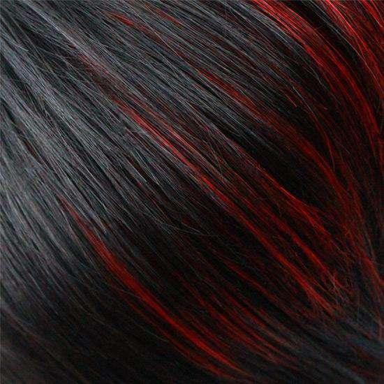 H1B/RED - Off Black w/ Red (Highlights)