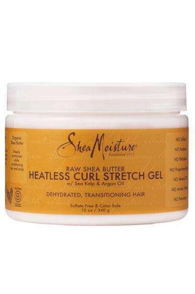 Shea Moisture Raw Shea Butter Heatless Curl Stretch Gel