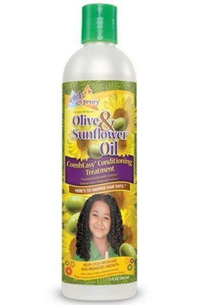 Sofn'free Olive & Sunflower Conditioning Treatment