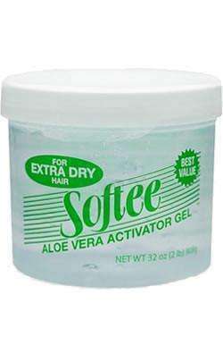 Softee Aloe Vera Curl Activator For Extra Dry Hair 32oz
