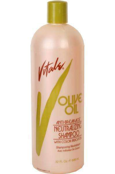 Vitale Olive Oil Anti-Breakage Neutralizing Shampoo 32oz