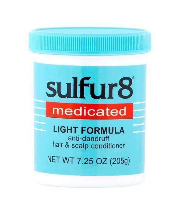 Sulfur8 Medicated Hair & Scalp Conditioner Light Formula 7.25oz