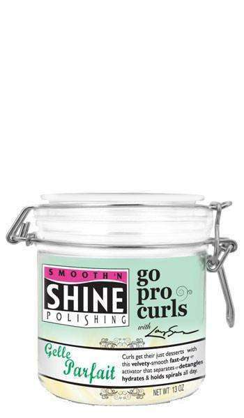 Smooth n Shine Go Pro Curls Gelle Parfait