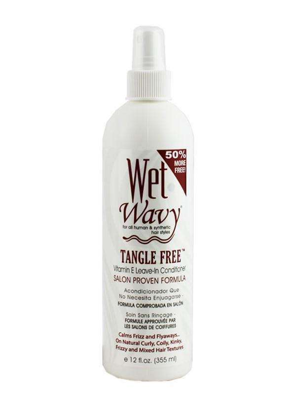 Wet n Wavy Tangle Free Leave-In Conditioner 8oz