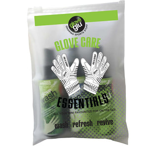 GloveGlu Goalkeeping Glove Care Essentials Pack