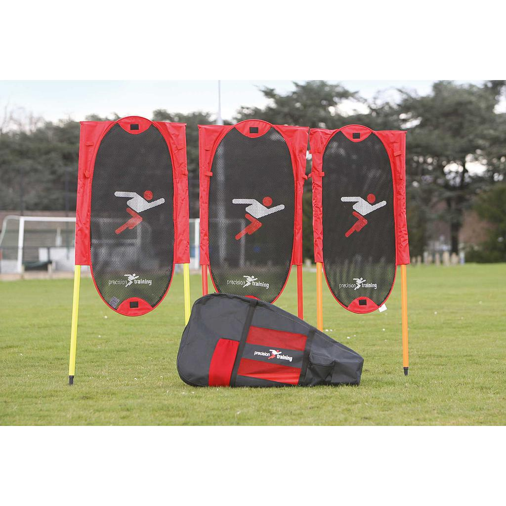 Precision Freekick Man Kit (Set of 3 + Poles)