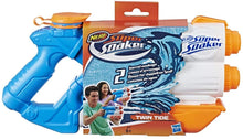 Load image into Gallery viewer, Nerf Surf Soaker Twin Tide