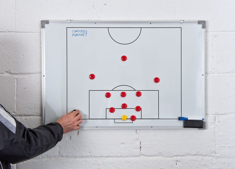 Precision Double-Sided Soccer Tactics Board (60x90)