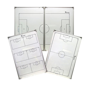 "Precision Double-Sided ""Folding"" Soccer Tactics Board"