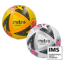 Load image into Gallery viewer, 10 x Mitre Ultimatch Plus Ball & Ball Bag