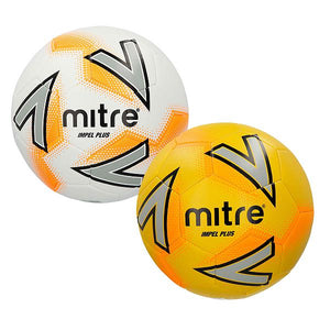 10 x Mitre Impel Plus Ball & Ball Bag