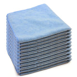 Microfiber detailing cloth 16x16 inches 300 gsm (pack of 10 towels)