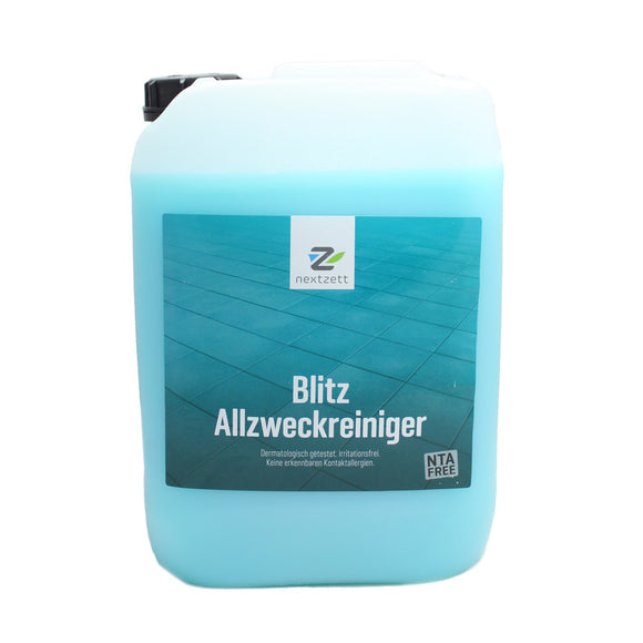 nextzett Blitz All-Purpose Cleaner  - 338 oz (10 liters)