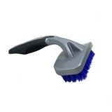 Detailers Finest Tire Brush with curved bristles