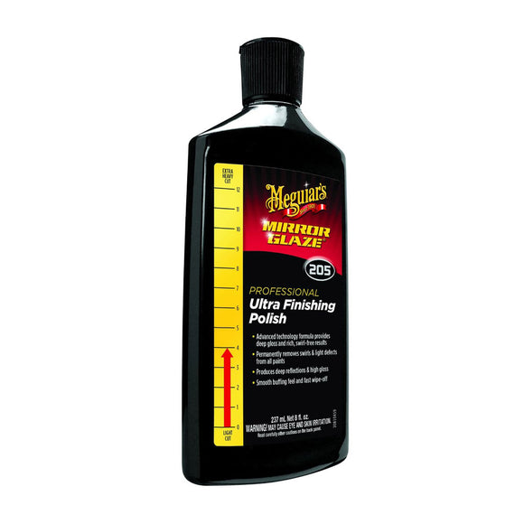 Meguiar's Ultra Finishing Polish M205 8 oz