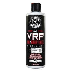 Chemical Guys VRP Vinyl, Rubber, Plastic Shine and Protectant