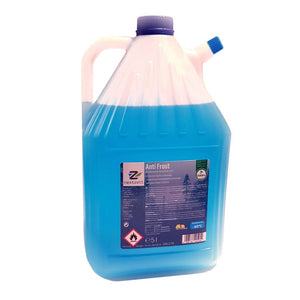 Anti Frost Windshield Washer Fluid Concentrate 169 oz (5 liter)