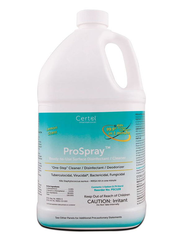 ProSpray - Surface Disinfectant and Cleaner - GL