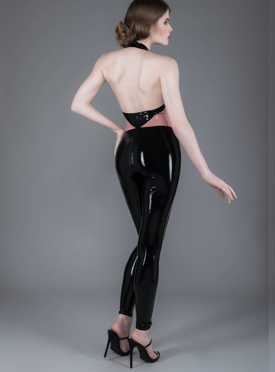 Rush Latex Jumpsuit