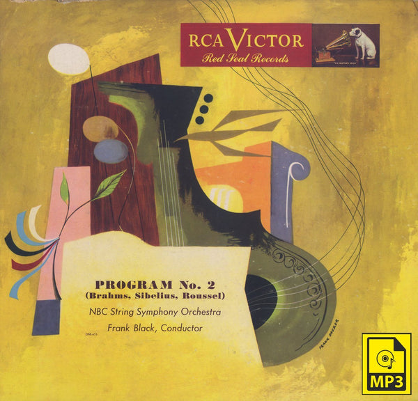 Black/NBC SO: Roussel Sinfonietta Op. 52 - RCA Victor DM-455 (mp3)