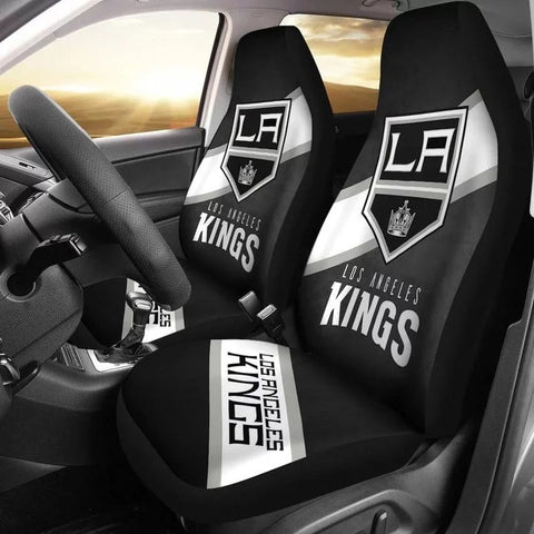 LOS ANGELES KINGS CAR SEAT COVER (SET OF 2)